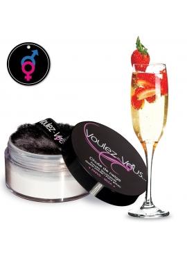 Edible Powder - Berry Sparkling wine - LADY SNOW - by Voulez-Vous...