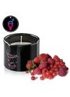 Bougie de massage ALLUME-MOI, goût Fruits Rouges