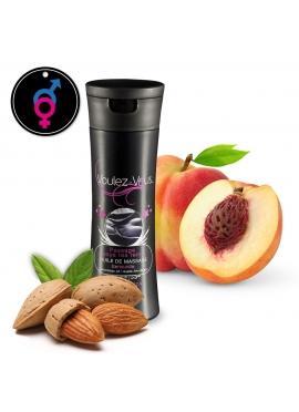 Massage oil PASSAGE SOUS TES REINS Sensuelle - Almonds - Peach
