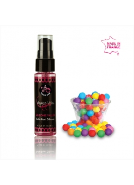 Lubricant silicone - BubbleGum - SILICONE VALLEY - by Voulez-Vous…